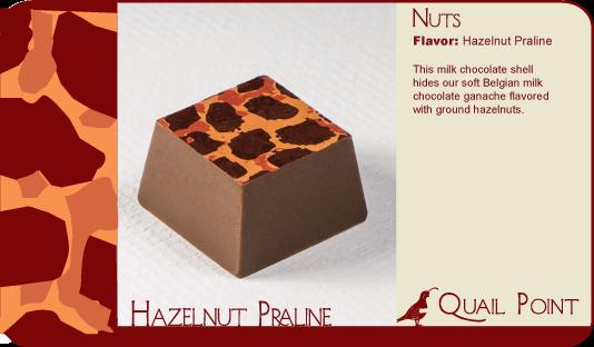 29 Hazelnut Praline