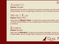 21 Amoretto Rum Bourbon