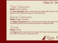 33 Cinnamon Siagon Cinnamon Thyme
